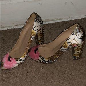 J. Crew heels